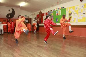 Kungfu class