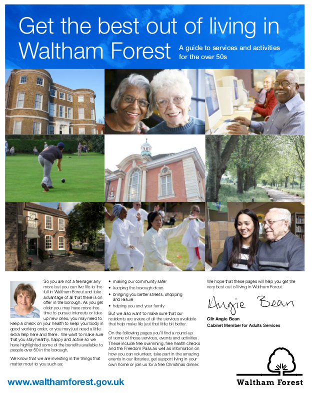 Get the best out of living in Waltham Forest