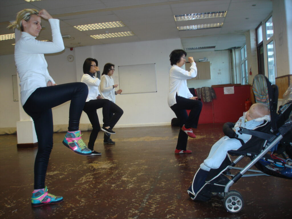 Tai Chi for Mums with creche