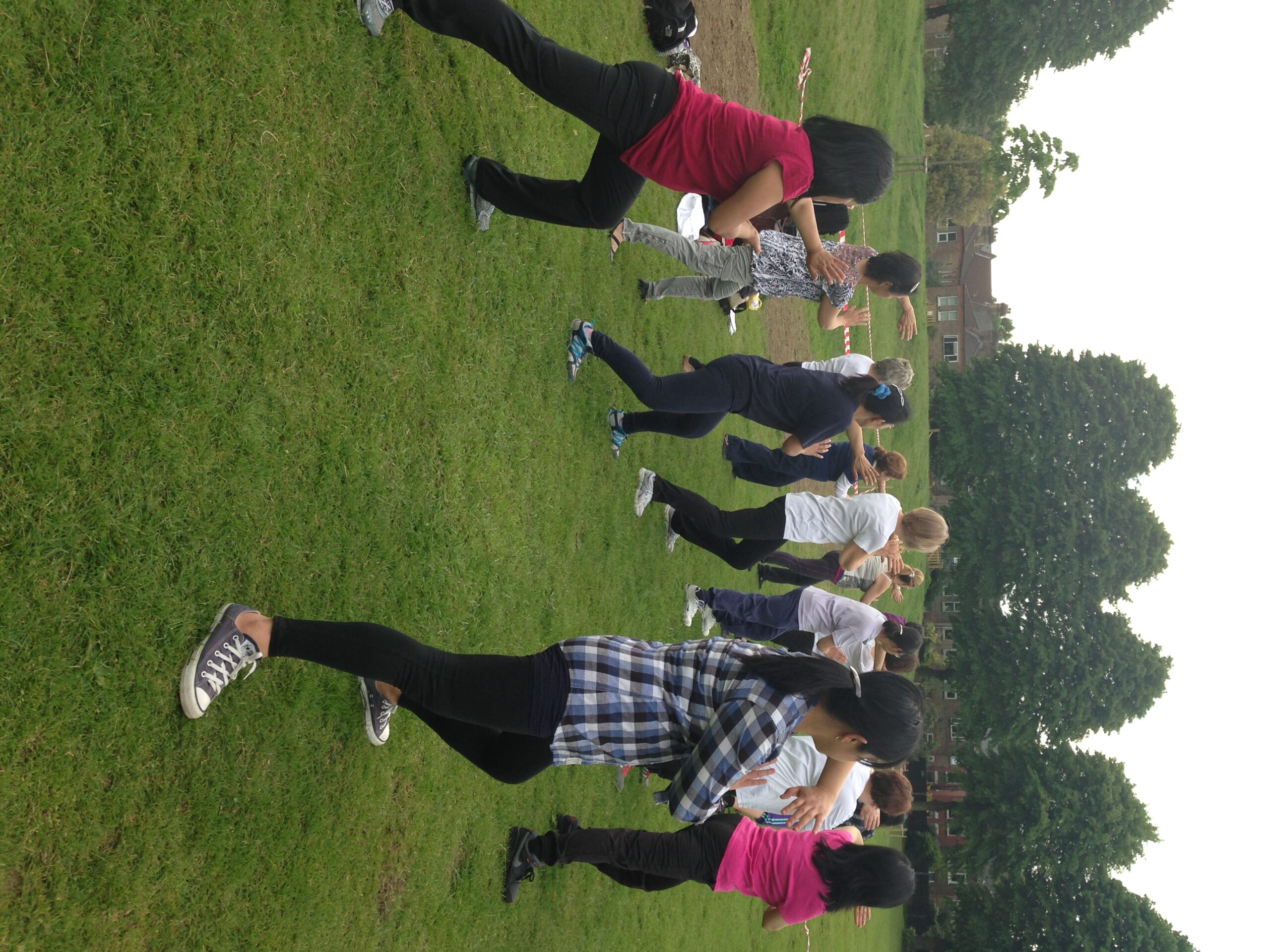 20140517 Our Parks Tai Chi photo