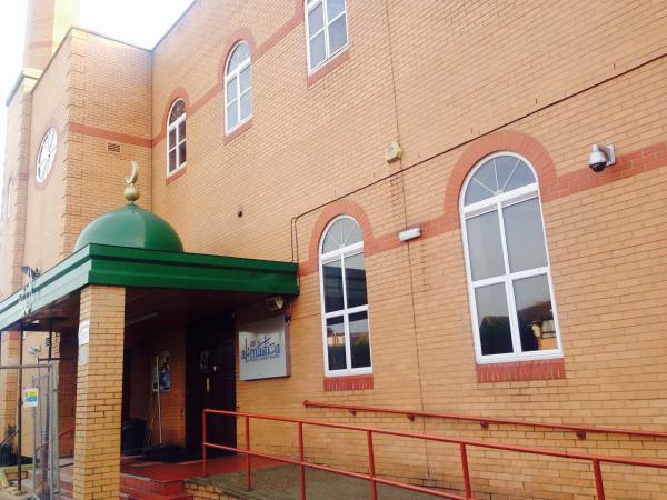 20151218 Photo 1- Al Madina Mosque