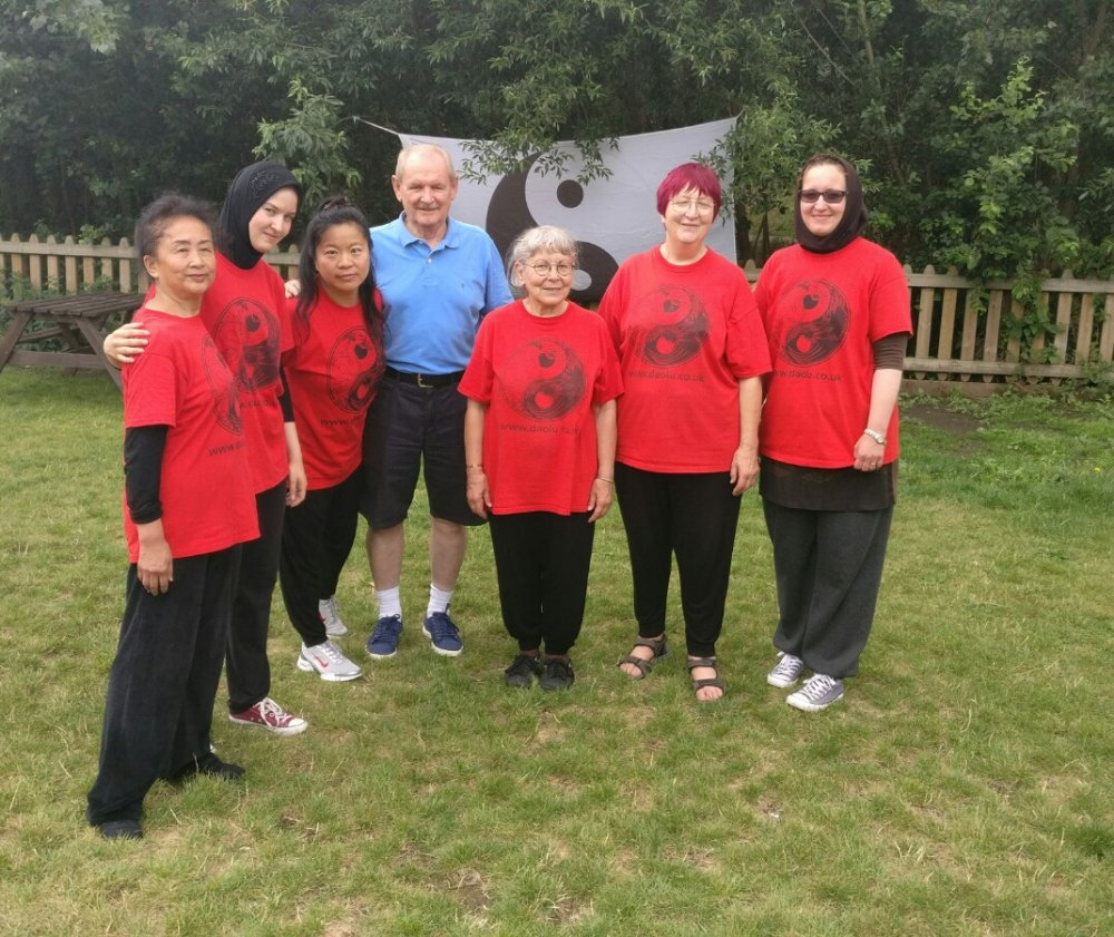 20170719 Group with Cllr Chris Robin in LJP