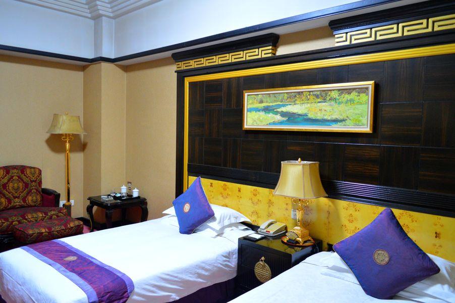 Hotel room, Xi'an
