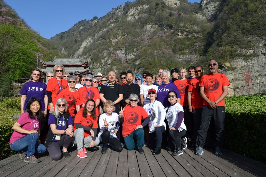 On the Wudang Mountain