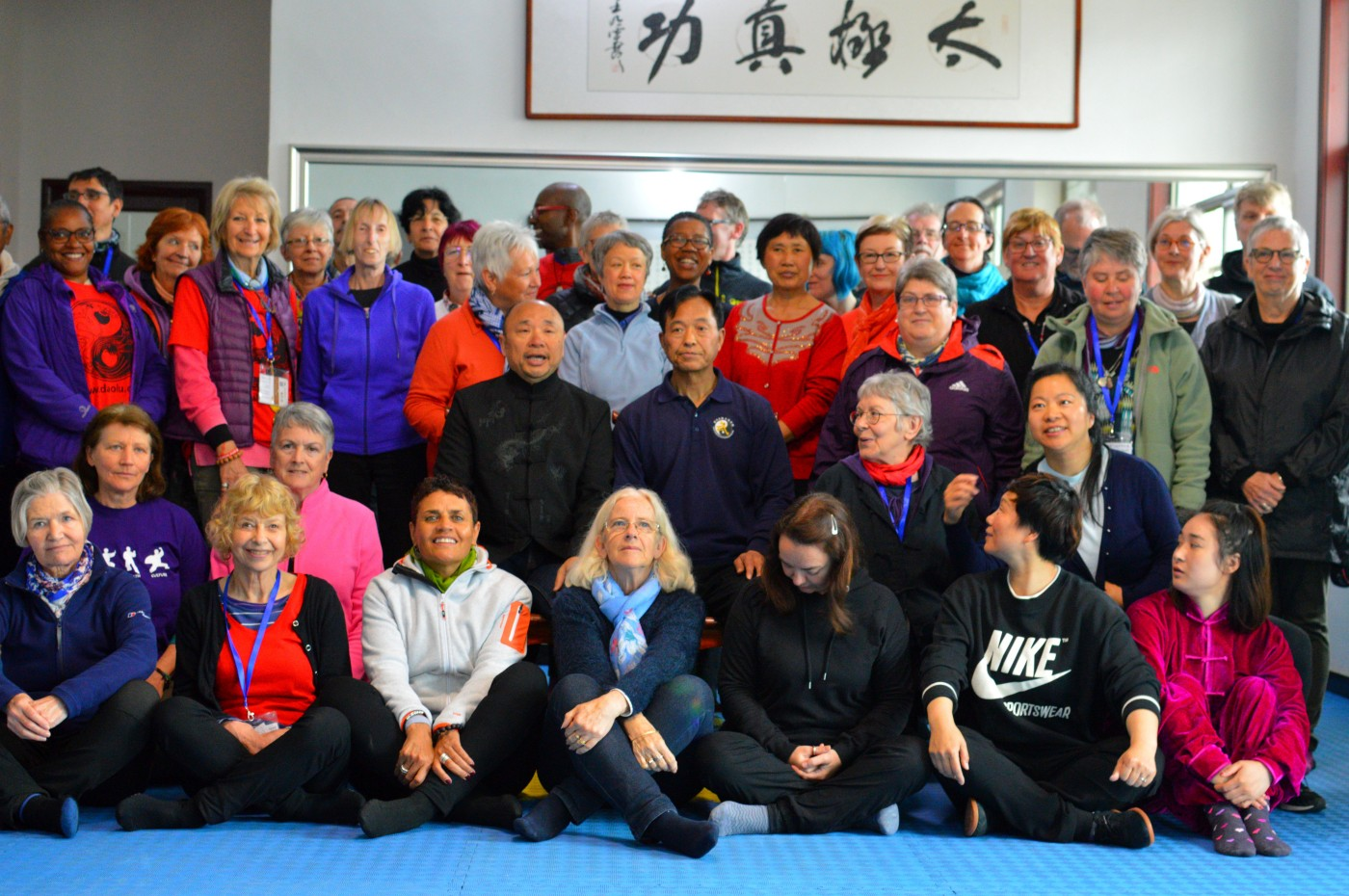 Master Chen Chang Tian Family, Chenjiagou (Chen Village)