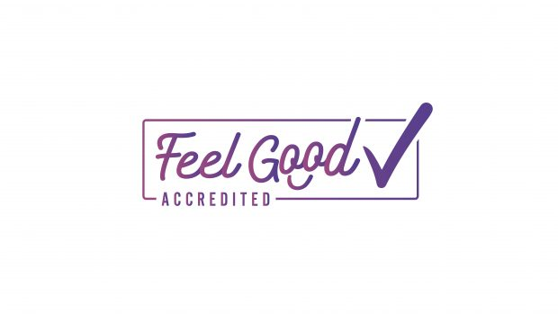 Feel Good Attribution logo